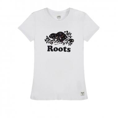 RootsRoots MAR-FLORA女性T恤