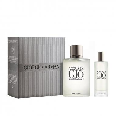 Giorgio Armani亞曼尼 印記男士香水特惠組