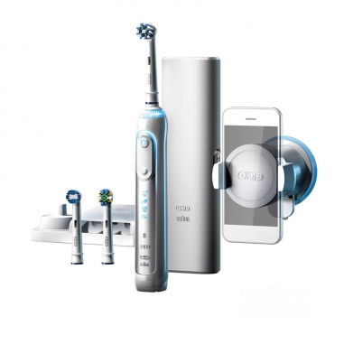 Braun百靈 Oral-B Genius8000 3D智慧追蹤電動牙刷