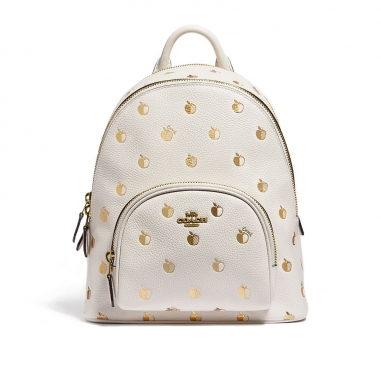 Coach蔻馳(精品) CARRIE BACKPACK 23 皮包
