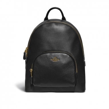 Coach蔻馳(精品) CARRIE BACKPACK 皮包