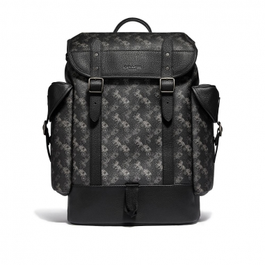 Coach蔻馳(精品) HITCH BACKPACK 皮包