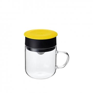 PO SelectedPO Selected 研磨過濾咖啡玻璃杯2.0(多色可選)