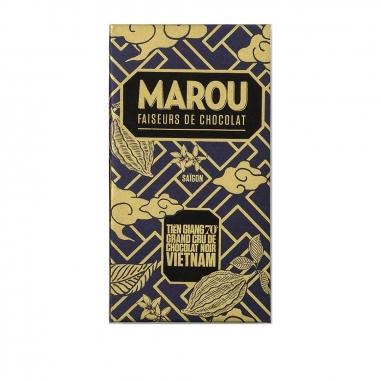 MarouMarou 前江 70% 黑巧克力磚
