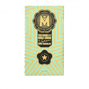 MarouMarou 前江 80% 純黑巧克力磚