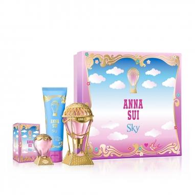Anna Sui安娜蘇 綺幻飛行假期禮盒特惠組