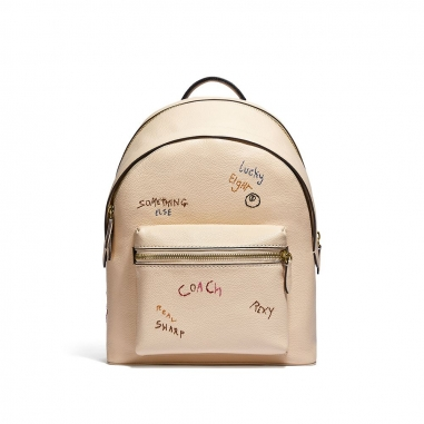 Coach蔻馳(精品) CHARTER BACKPACK後背包