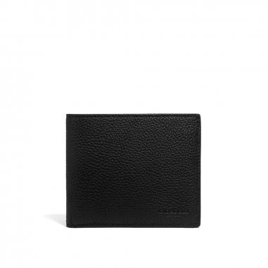 Coach蔻馳(精品) COIN WALLET皮夾短夾