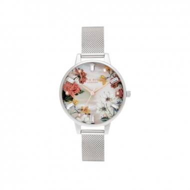 Olivia BurtonOlivia Burton Sparkle Florals 手錶
