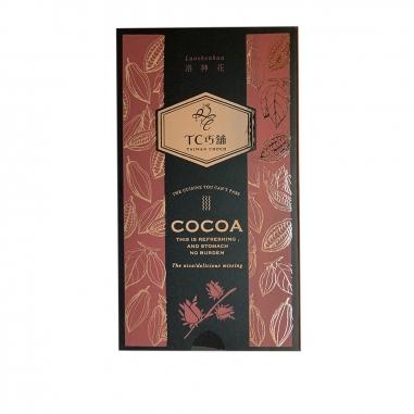 TC巧鋪TC巧鋪 TC洛神花調味巧克力bar