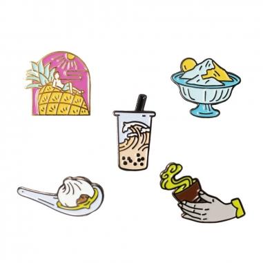 Lai Hao來好 來好徽章組合-台灣奇食