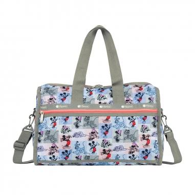 LeSportsac力士保 2103_G786 MICKEY聯名款旅行袋