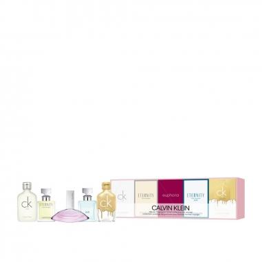 Calvin Klein卡爾文克雷恩(香水) 卡爾文克雷恩 女士香水特惠組