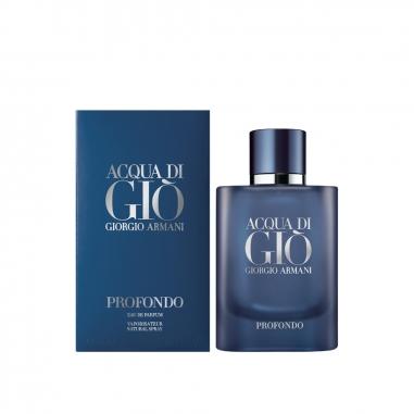 Giorgio Armani亞曼尼 亞曼尼寄情水Profondo男性淡香水