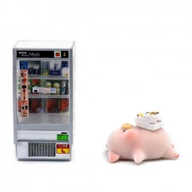 TINY微影 1/35 1C 微影 迷你So Fresh產品櫃 X LuLu