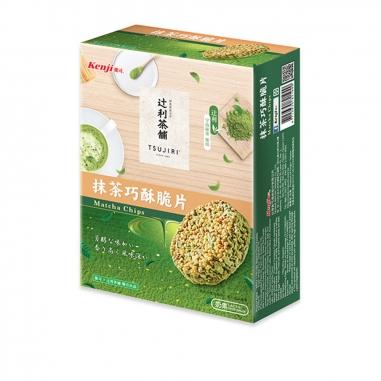 Kenji健司 健司抹茶巧酥脆片8入