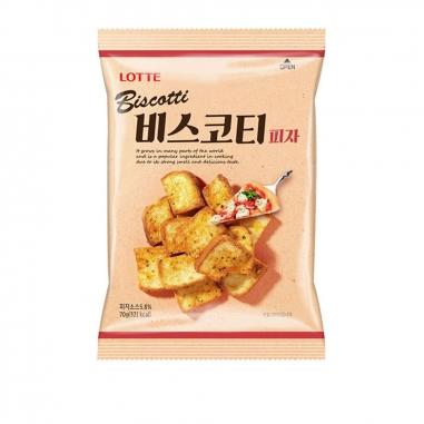 LotteLotte 披薩口味麵包餅乾