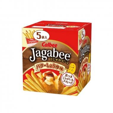 calbeecalbee 加卡比薯條醬油奶油味