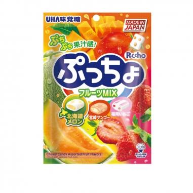 UHA味覺糖 普超軟糖-水果口味