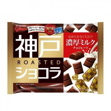 Glico固力果 Glico神戶香濃牛奶巧克力