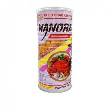 MANORA瑪努拉 泰國瑪努拉螃蟹風味片
