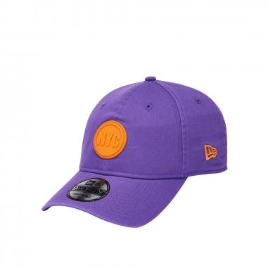 NEW ERANEW ERA NYC圓型膠章球帽