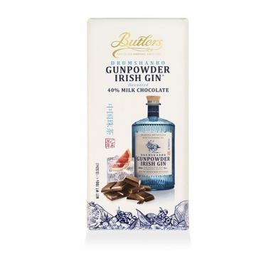 ButlersButlers 琴酒牛奶巧克力