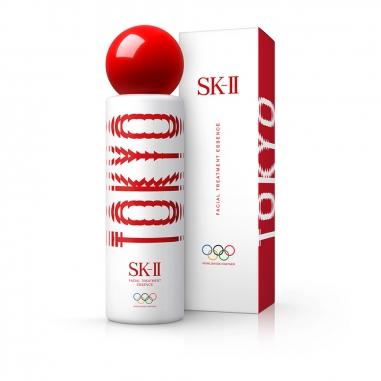 SK-IISK-II SK-II 青春露 特別版 (紅色)