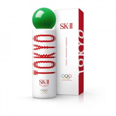 SK-IISK-II SK-II 青春露 特別版 (綠色)