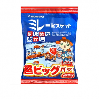 nomuranomura 美樂圓餅(快樂分享16小包)