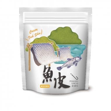 PENGHU UNCLE澎湖伯 澎湖伯魚皮(鹹蛋黃)