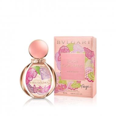 BVLGARI寶格麗(香水) 玫瑰金漾KYE限量版女士香水