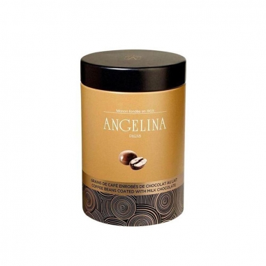 AngelinaAngelina 牛奶巧克力咖啡豆