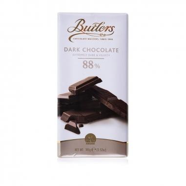 ButlersButlers 88%黑巧克力磚