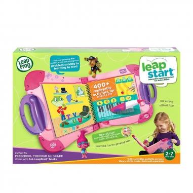 Leapfrog跳跳蛙 新版全英幼童行動學習機+15書(LV1-2)