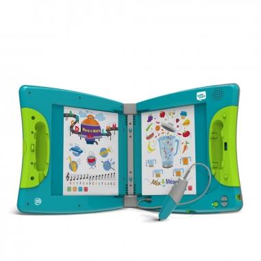 Leapfrog跳跳蛙 全英幼童行動學習機+15書(LV1-2)