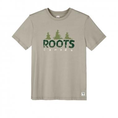 RootsRoots MAY- CAMP男性T恤