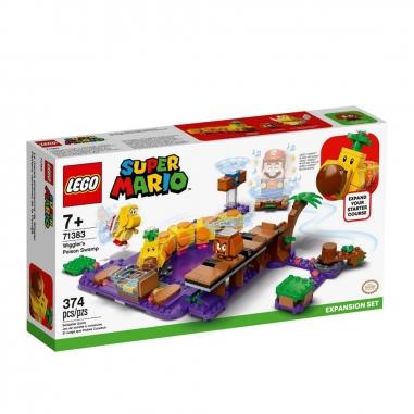 LEGO樂高 LEGO 71383 超級瑪利歐系列 花毛毛劇毒沼澤關卡