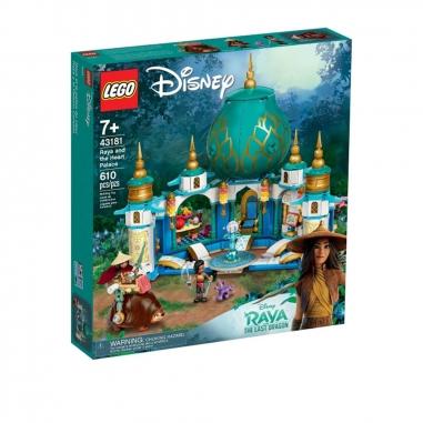 LEGO樂高 LEGO 43181 公主系列尋龍使者拉雅皇宮