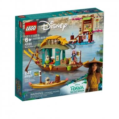 LEGO樂高 LEGO 43185 公主系列尋龍使者拉雅船
