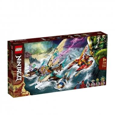 LEGO樂高 LEGO 71748 Ninjago系列 雙體船海上大戰