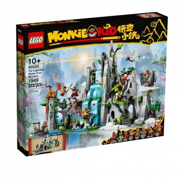 LEGO樂高 LEGO 80024 悟空小俠系列 傳奇花果山