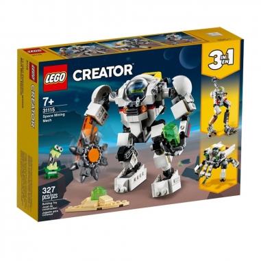 LEGO樂高 LEGO 31115 創意百變太空採礦機械人