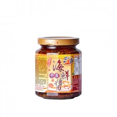 菊之鱻菊之鱻 海鮮干貝醬