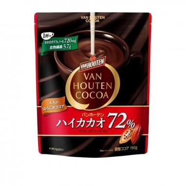 VAN HOUTEN片岡 72% 苦甜沖調可可粉
