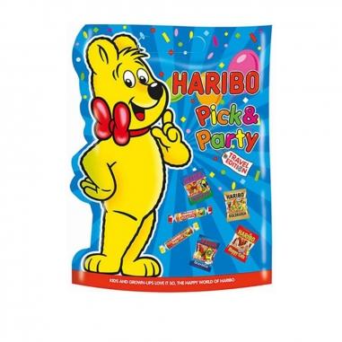 HariboHaribo 水果軟糖家庭包