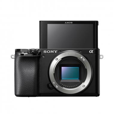 SONY索尼 SONY 數位單眼相機ILCE-6100單機身黑色