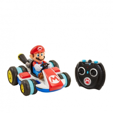 Nintendo任天堂 超級瑪利歐 迷你搖控賽車