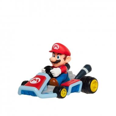 Nintendo任天堂 超級瑪利歐 賽車公仔模型(多款可選)