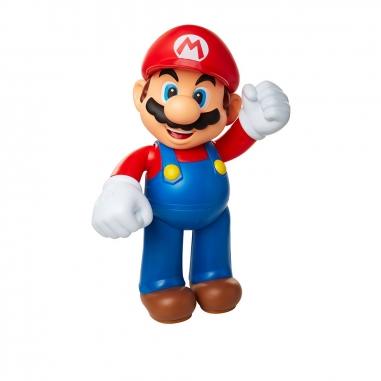 Nintendo任天堂 超級瑪利歐 20吋大公仔
